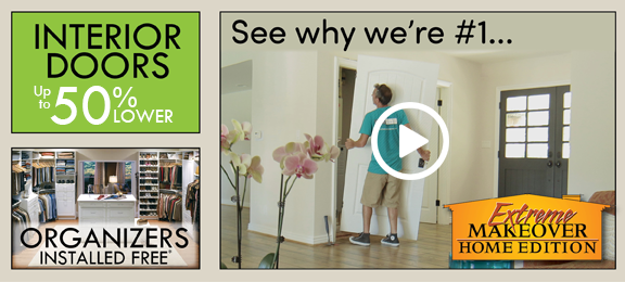 Our Signature Doors And Organizers Video
